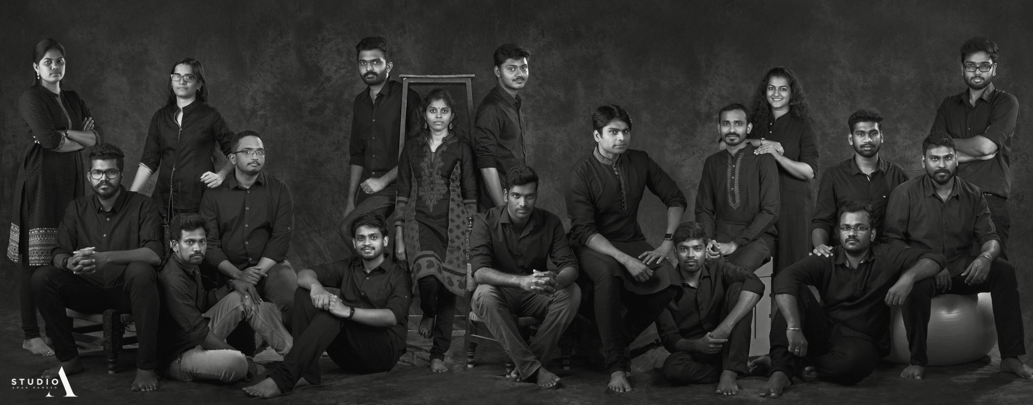 portraits by Amarramesh